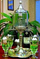 Metal Absinthe Fountains